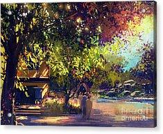 Beautiful Landscape Acrylic Print