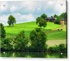 Beautiful Tennessee Countryside Acrylic Print
