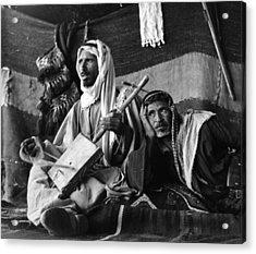 Bedouin Arabs Acrylic Print by Three Lions