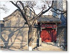 Beijing Acrylic Print