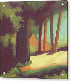 Berkeley Codornices Park Acrylic Print