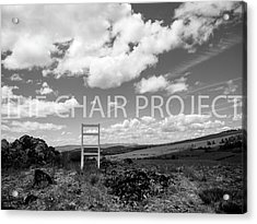 Beyond Here / The Chair Project Acrylic Print