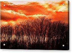 Bhrp Sunset Acrylic Print