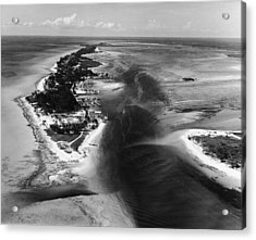 Bimini Aerial Acrylic Print by Pictorial Parade