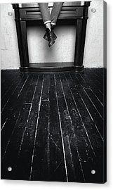 Black Shoes #9397 Acrylic Print