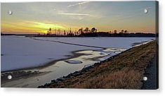 Blackwater National Wildlife Refuge Acrylic Print