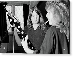 Blizzard Of Ozz Sessions Acrylic Print