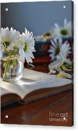 Bloom And Grow - Still Life Acrylic Print