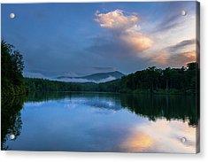 Blue Ridge Parkway - Price Lake - North Carolina Acrylic Print