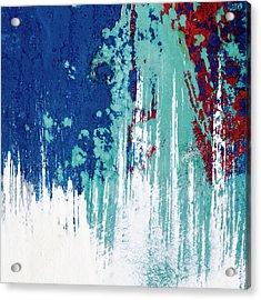 Boatyard Art Acrylic Print