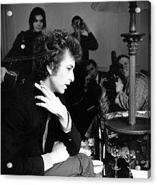 Bob Dylan 1965 Acrylic Print