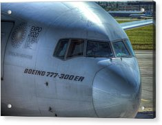 Boeing 777-300er Acrylic Print