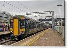 Bombardier Class 387 Electrostar Commuter Train Acrylic Print