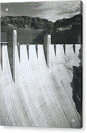 Boulder Dam Power Unit, 1941 Acrylic Print by Archive Photos