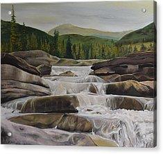 Bragg Creek Acrylic Print