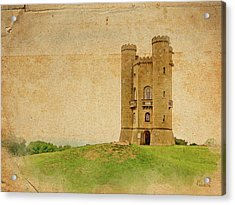 Broadway Tower Acrylic Print