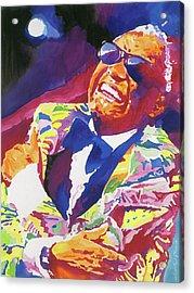 Brother Ray Charles Acrylic Print
