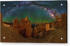 Bryce Panorama Acrylic Print