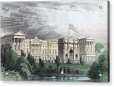 Buckingham Palace Acrylic Print by Hulton Archive