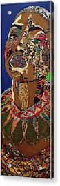 Ibukun Ami Blessed Mark Acrylic Print