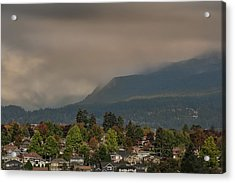 Burnaby Mountain Acrylic Print