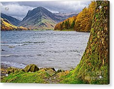 Buttermere Lake District Acrylic Print