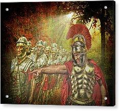 Caesar Acrylic Print
