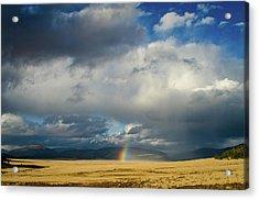 Caldera Rainbow Acrylic Print