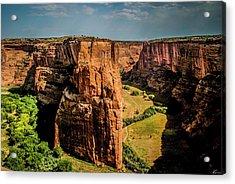 Canyon De Chelly Acrylic Print by Chiara Salvadori