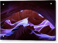 Canyon Magic Acrylic Print