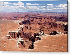Canyonlands National Park, Utah, Usa Acrylic Print