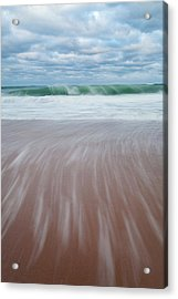 Cape Cod Seashore Acrylic Print