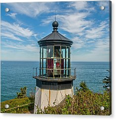 Cape Mereas Light Acrylic Print