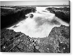 Acrylic Print featuring the photograph Cape Perpetua by Whitney Goodey
