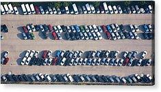 Car Parking Place Acrylic Print