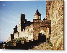 Carcassonne Acrylic Print by Archive Photos