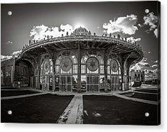 Carousel House Acrylic Print