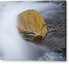 Acrylic Print featuring the photograph Cascade 6 by Patrick M Lynch