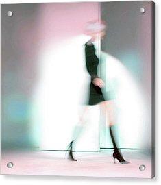 Catwalk Acrylic Print