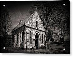 Cedar Hill Chapel Acrylic Print