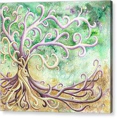 Celtic Culture Acrylic Print