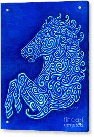 Celtic Horse Acrylic Print