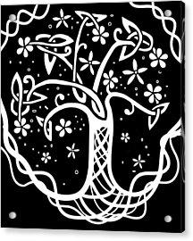 Celtic Tree Of Life 3 Acrylic Print