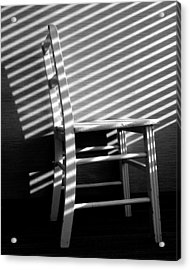 Blinds 1 / The Chair Project Acrylic Print