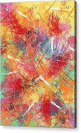 Cherry Bomb Acrylic Print
