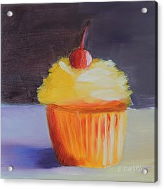 Cherry On Top Acrylic Print