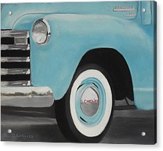 Chevy Truck 3100 Acrylic Print
