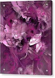 Cheyenne Angel Acrylic Print