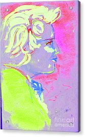 Chic And Cool Acrylic Print