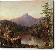 Chocorua Peak, New Hampshire Acrylic Print